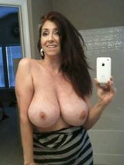 Fantastic big boobs housewife..