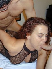 Porn pics from real swinger parties..
