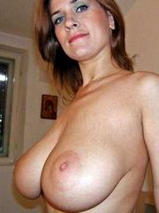 Incredibly beautiful big boobs of..