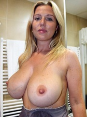 Incredibly huge tits and monster black..