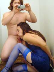 Homemade porn - mixed amateur sex..