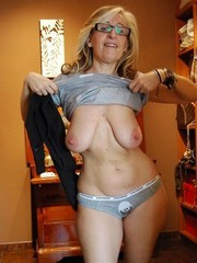 Curvy matures show their charms