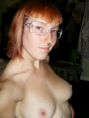 Pierced gf take pictures of her firm..