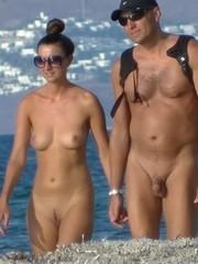 Nudist beach voyer pictures