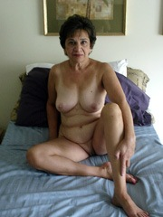 My tits and pussy mature amateur nude..