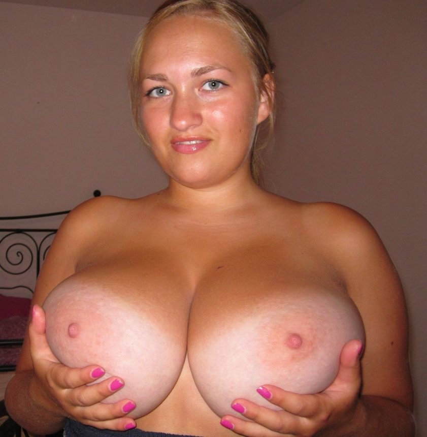 Amateurs butter busty