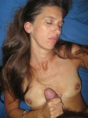 Another set of the unshaved wife in..