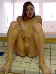 Student girl Eufrat gets used by crazy..