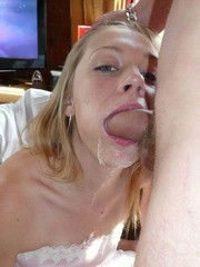Young Janessa has pussy and mouth..